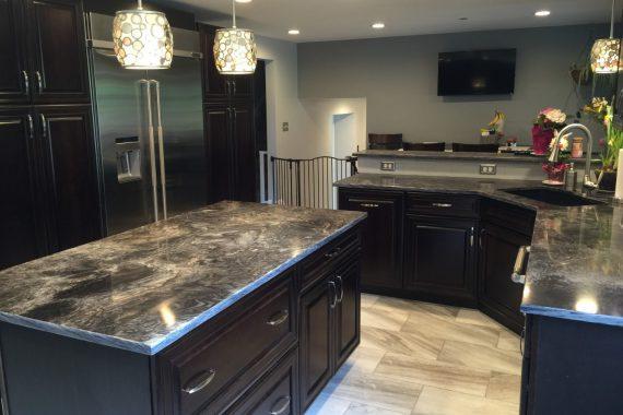 granite kitchen countertops Des Plaines