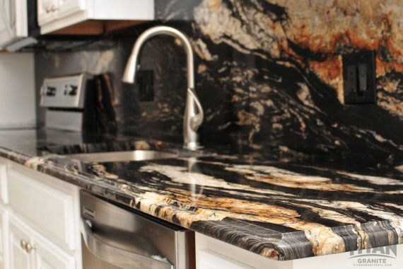 quartz kitchen countertops Des Plaines